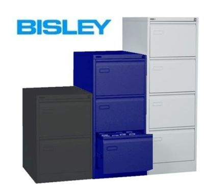 Bisley Classic Filing Cabinets