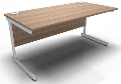 Stella Rectangular Cantilever Desk