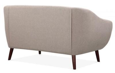 Blake Two Seater Sofa Rear Angle View