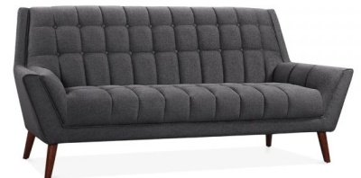 Cortina Three Seater Sofa Anle View