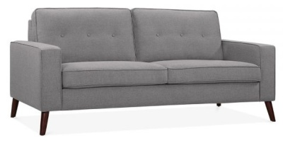Pimlico Three Serater Sofa Front Angle View