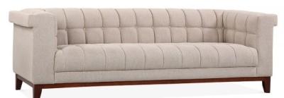 Decor Three Seater Sofa Angle View