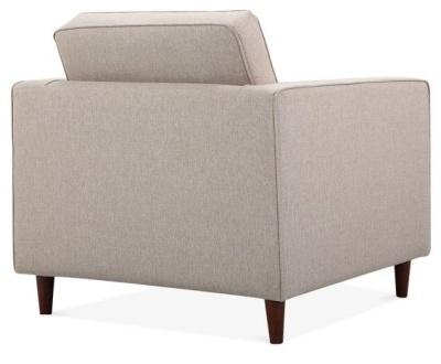 Gustav Single Armchair Rear View