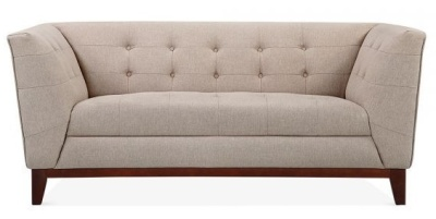Eden Two Seater Sofa Front Shot