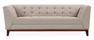 Eden Three Seater Sofa Front View