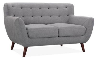 Emily Two Seater Sofa Angle View
