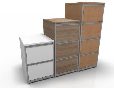 Stellar Wooden Filing Cabinets