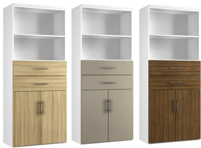 Trend Combination Cupboards V3
