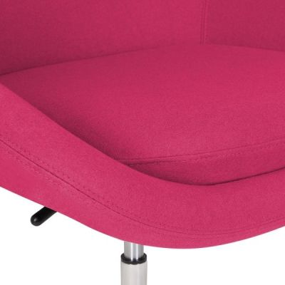 Maria Tub Chair Hot Pink Fabric
