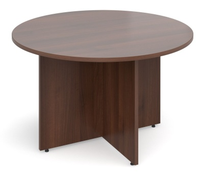 Dexter Round Table In Walnut