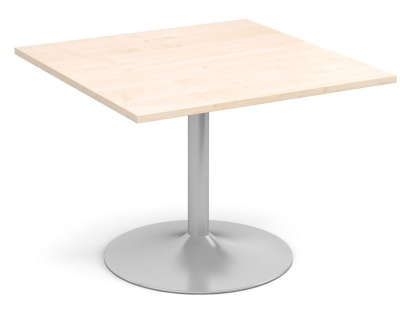 Tempest Square Modular Table With A Maple Top