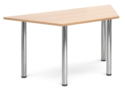 GM Deluxe Trapezoidal Table Beech Top