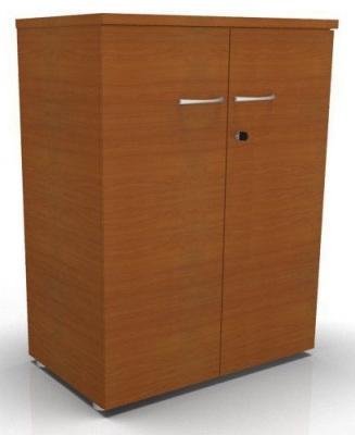 CO1 Storage- 2 Hinged Doors- Cherrywood