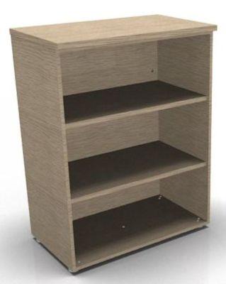 CO1 1040h Bookcase Bleached Oak