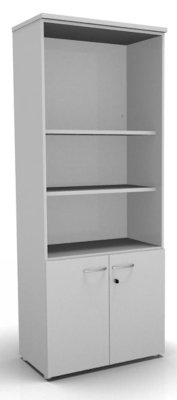 CO1Combination Unit Without Doors White