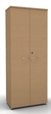 CO1 Double Door Cupboard Beech