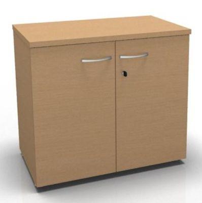 CO1 Double Door Cupboard 720 H Beech