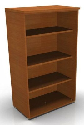 CO1 1360h Bookcase Cherry