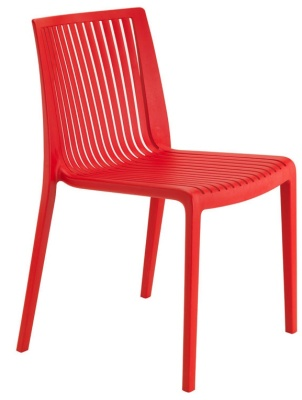 Strtus Chair In Red
