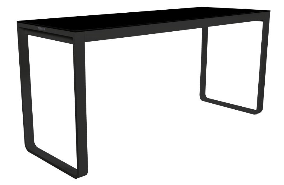 outdoor folding bar height table flex flow online reality