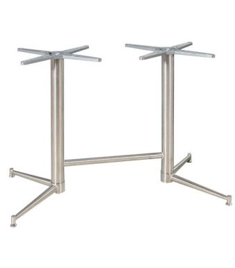 Zeus Rectangular Table Base