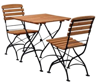 Terrace Square Bistro Set