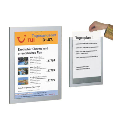 Daily Information Display - Pack Of 2