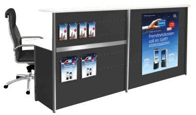 Genua Plus Reception Desk V3