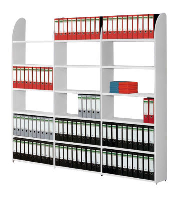 Shelving Combination 1 From Dante