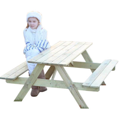 Blagdon MIni A Frame Pine Picnic Table