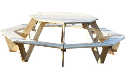 Oasis Octagonal Children's Picinic Table