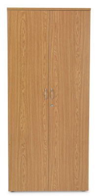 Flite Tall Wooden Cupboard