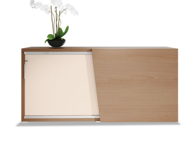 Select Two Tone Credenza