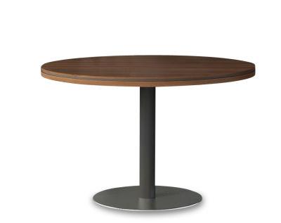 Stratus Circular Meeting Table