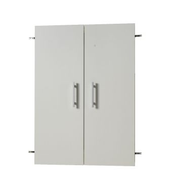 Mura 71466 451 Two Shelf Doorset White 300dpi