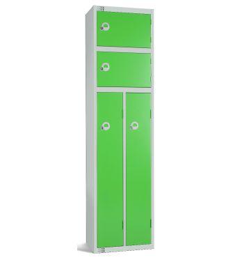 Green Doors Facing Right Copy