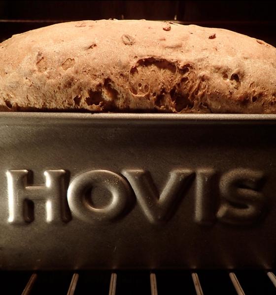 Pablo wins Hovis!