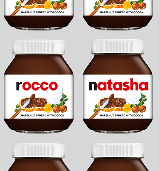 Your Nutella, Your Way
