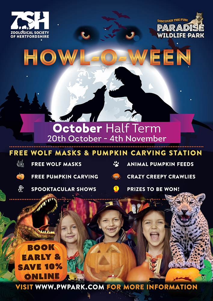 Howl-o-ween A1 poster - web 2