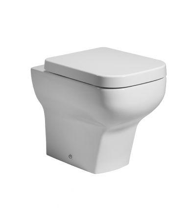 Mini Back To Wall WC Pan