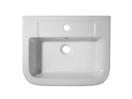 Mini 500mm Semi-Countertop Basin