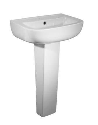 Mini 500mm Basin & Pedestal