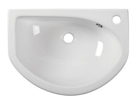Minerva 540mm Slimline Semi-Countertop Basin