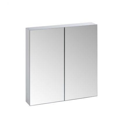 600mm Double Door Cabinet - White