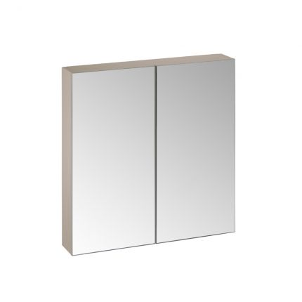 600mm Double Door Cabinet - Nutmeg