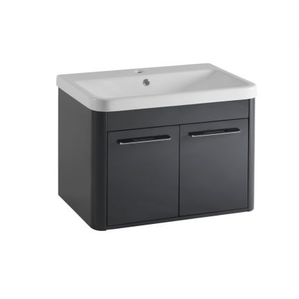 Contour 700 Wall Mounted Unit - Anthracite