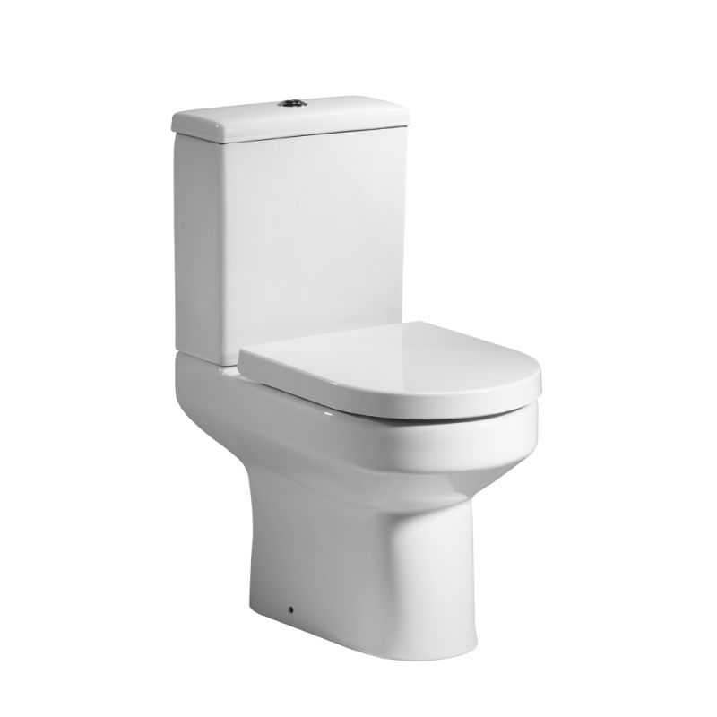 Debut Close Coupled Pan Amp Cistern R2 Bathrooms