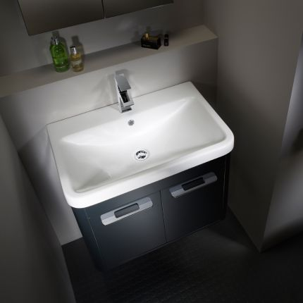 Contour 600 Wall Mounted Unit - Anthracite