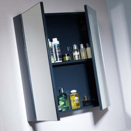 600mm Double Door Cabinet - Anthracite