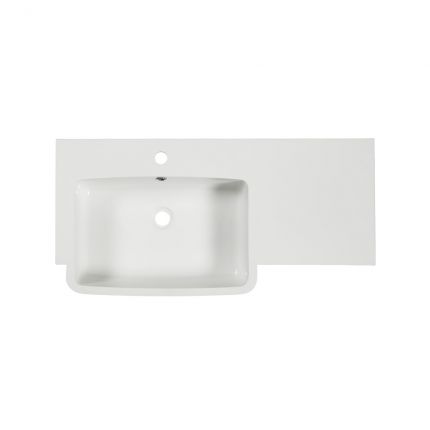 900mm Isocast Basin - Left